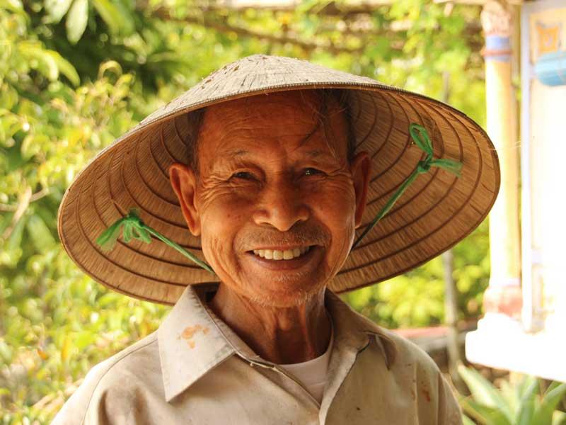Hué Vietnam - boer