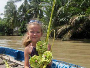varen op de Mekong - rondreis Vietnam 3 weken