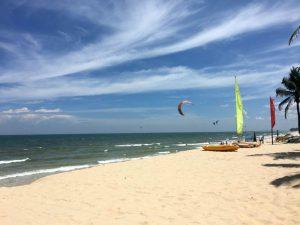 Rondreis Vietnam 3 weken - strand Mui Né