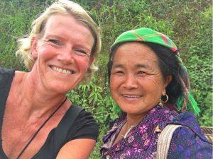 Sapa Vietnam met kinderen - ontmoetingen
