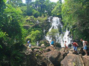 Vietnam rondreis met kinderen - Phong Na Ke Bang hike