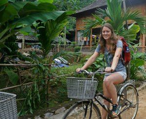 Fietsen Mai Chau - rondreis Vietnam 3 weken