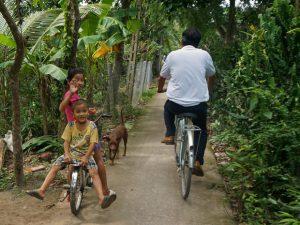 fietsen door Mekong - rondreis Vietnam 3 weken