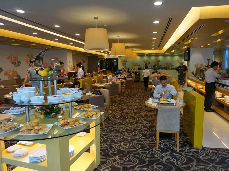 Saigon met kinderen - restaurant