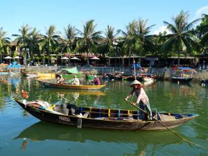 Hoi An, op Robinson expeditie