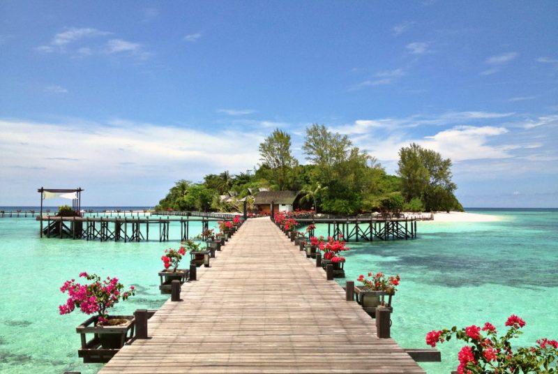 Lankayan eiland