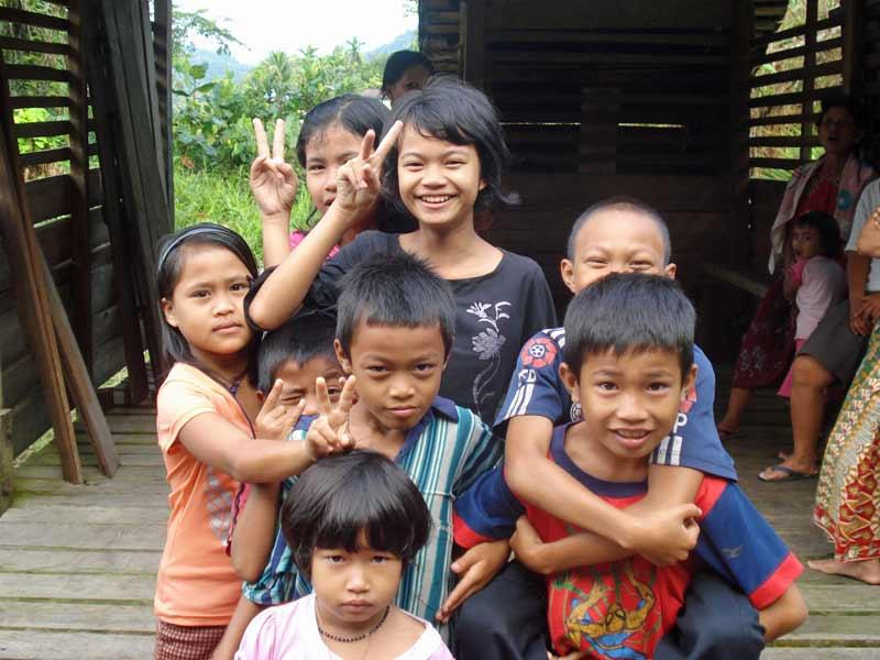 Maleisië vakantie - kinderen