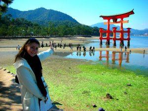 Miyajima shrine, Hiroshima Japan