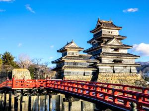 Matsumoto: het rode kasteel