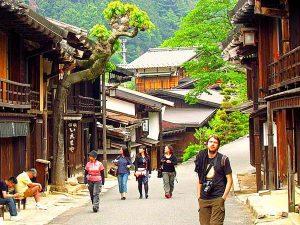 Takayama - Japan-reis