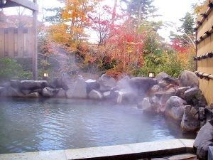 Rondreis Japan tips: onsen bad