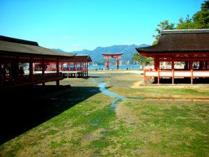 Hoogtepunten Japan: Miyajima Japan tempels