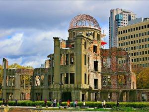 Hiroshima vredesmonument