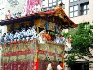 Japanse festivals: Gion Matsuri