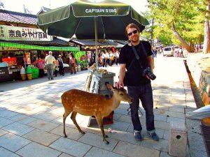 Hoogtepunt van Japan: Halve dag naar Nara