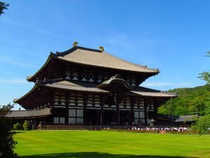 Excursie: Nara, tempel