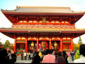 Reis Tokyo - Asakusa Tempel