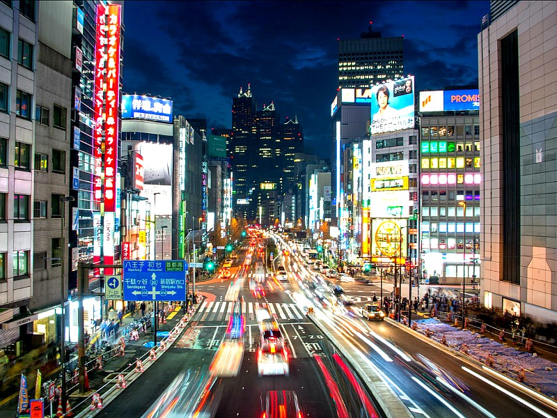 Ervaar het bruisende nachtleven van Kabukicho