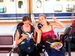 Reizen met de trein in Japan