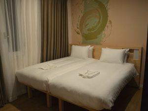 Japan met kinderen - Hotel Japan
