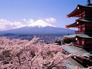 Mount Fuji Japan in het kort