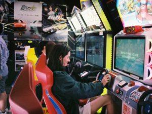 Leuk voor kinderen: de gamewijk van Tokyo