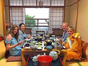 Japan met kinderen