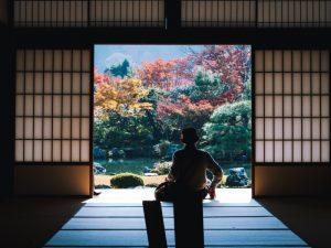 Herfst in Kyoto