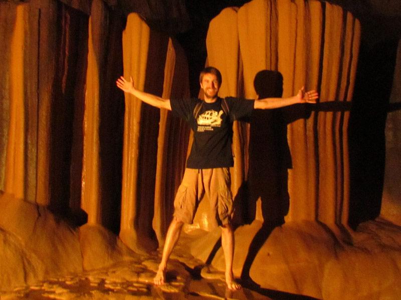 Höhlentour bei San Gil