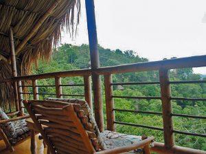 Bergdorf Minca an Kolumbiens Karibikküste