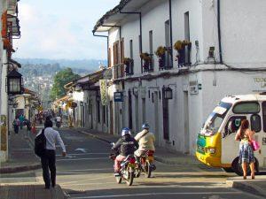 Popayan bei 3 Wochen Kolumbien Reise