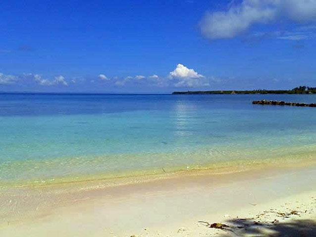 Kolumbien Karibikküste San Bernardo Strand