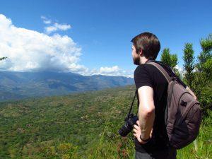 Natur San Gil Kolumbien Rundreise