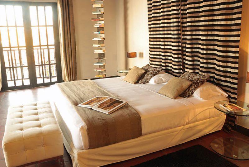 Hotelzimmer in Santa Marta bei Kolumbien Reisen