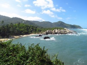 Panama Kolumbien Rundreise: Tayrona Nationalpark