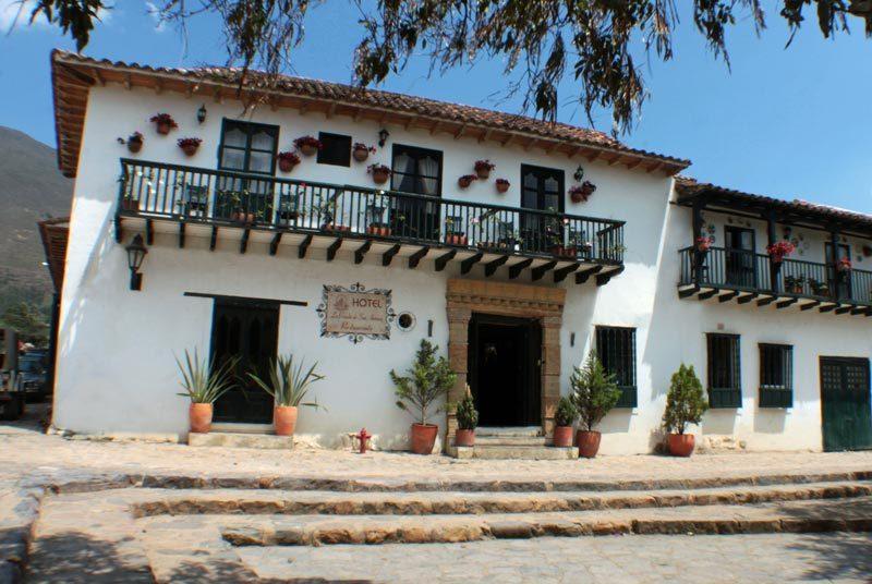 Komfortable Unterkunft in Villa de Leyva