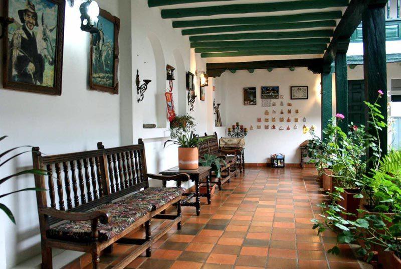 Kolumbien Familienreise Villa de Leyva Hotel