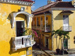 Rundreise Kolumbien Karibikküste Cartagena