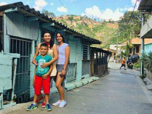 Erkundung der Stadtviertel in Medellin