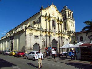 Kirche in Popayan