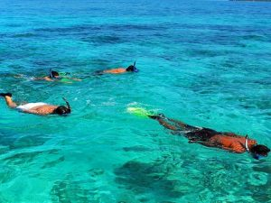 San Bernardo Archipel an Kolumbiens Karibikküste