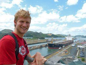 Panama Kolumbien Rundreise; Ausflug zum Panama Kanal