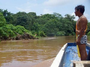 Ausflug zu Embera bei Panama Kolumbien Rundreise