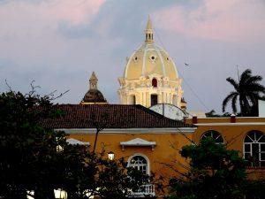 Cartagena Karibikküste Kolumbien Rundreise