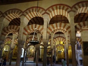 Mezquita Córdoba Ausflug Andalusien