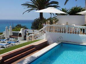 Andalusien Costa del Sol Unterkunft mit Pool