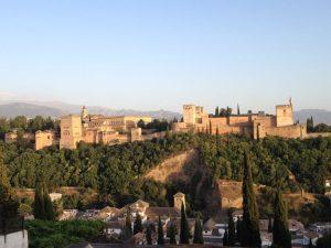 Granada Urlaub in Andalusien Besuch Alhmabra