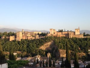 Granada Reise Alhambra Andalusien