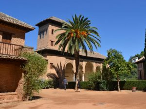 Andalusien Urlaub mit Kindern Alhambra
