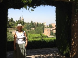 individuelle Andalusien Rundreise Alhambra